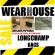 Маркет | Obaldet | LOT OF 20 WHOLESALE AUTHENTIC LONGCHAMP BAGS